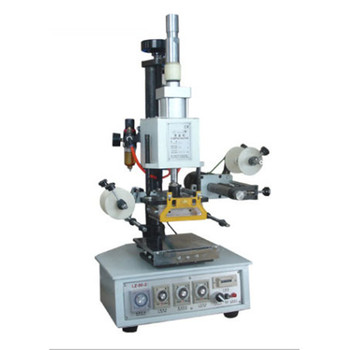 90-2D Pneumatic Hot Stamping Machine Automatic Digital Hot Stamping Machine Can fine-Tune The Workbench Small Bronzing Machine 1 pc adl 3050a automatic hot foil stamping machine 300 dpi pvc label making machine digital printer