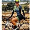 Franesi 2019 pro equipe triathlon terno feminino manga curta camisa de ciclismo skinsuit macacão maillot ciclismo roupas setgel 12