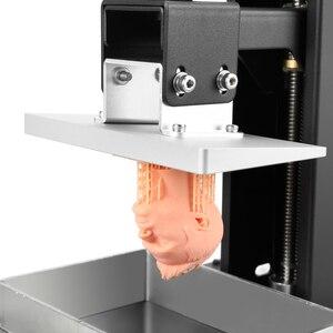 Image 4 - LONGER Orange 30 SLA 3D Printer with High Precision 2K LCD 3D Printer kit with Resin Matrix UV LED Full Metal Body 3D Print