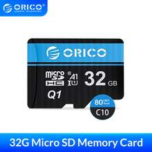 Карта памяти micro sd orico 32 ГБ 80 м/с
