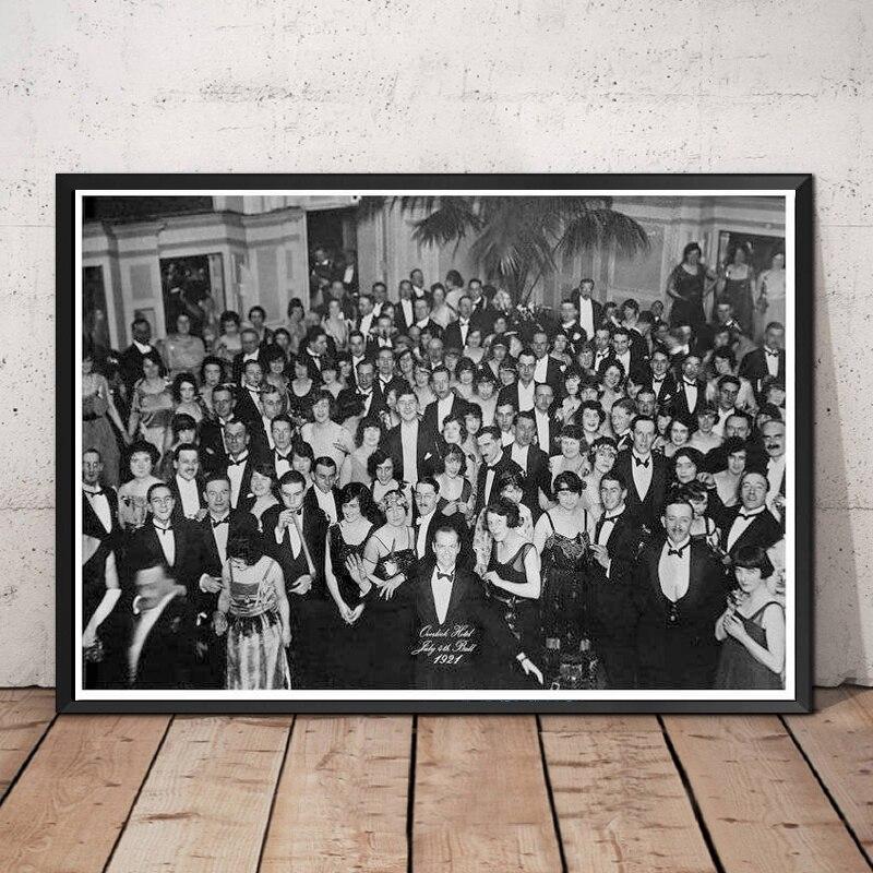 NT565 плакат печать сияющий вид отель ужас фильм Персонаж картина стены искусства холст Картина декор для гостиной дома комнаты