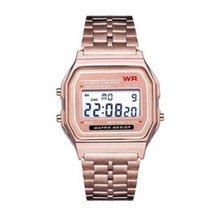 Ultra-thin F91w sports Children's electronic watches alarm children clock Stainl