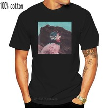 Camiseta de manga corta para mujer, camisetas lindas de Halsey Badlands, camisetas