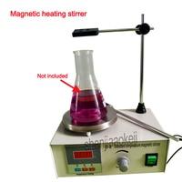 1PC Digitale Thermostat Magnetische Heizung Rührwerk Mischen Maschine 85 2 Magnetische Heizung Rührer Misch Heizung Instrument 220V /110V-in Elektrowerkzeug-Sets aus Werkzeug bei