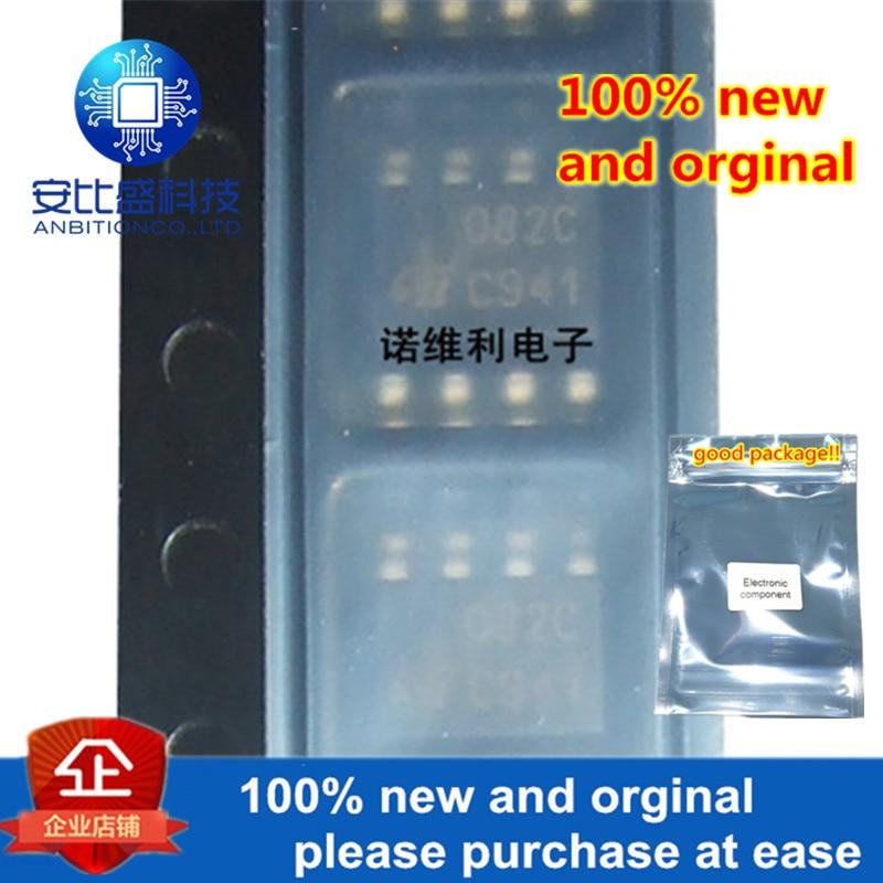 10pcs 100% New And Orginal TL082CDT 082C SOP-8 TL082C General Purpose JFET Dual Operational Amplifiers In Stock