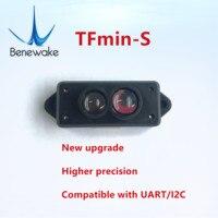 Tfmini-s lidar módulo de variação de ponto único micro para arduino pixhawk 4.5-6 v uart i2c interface tfmini atualizado