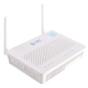 Image 2 - 20 sztuk/partia nowy gpon onu 1 potes 1ge 3fe usb wifi fiber ont HG8545m Gpon 1ge onu bez zasilacza