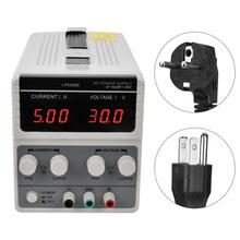 цена на laboratory power supply LP530DE 30V 5A Adjustable DC Stabilizer Power Supply Switchable DC Regulator 110/220V