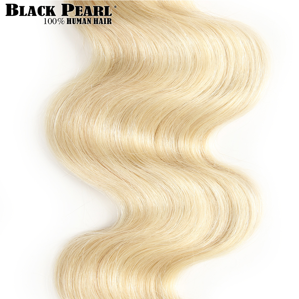 Hee937c9e2f694e6e8ac2dfbe34cd65ddv Black Pearl 613 Blonde Bundles With Closure Malaysian Body Wave Remy Human Hair Weave Honey Blonde 613 Bundles With Closure