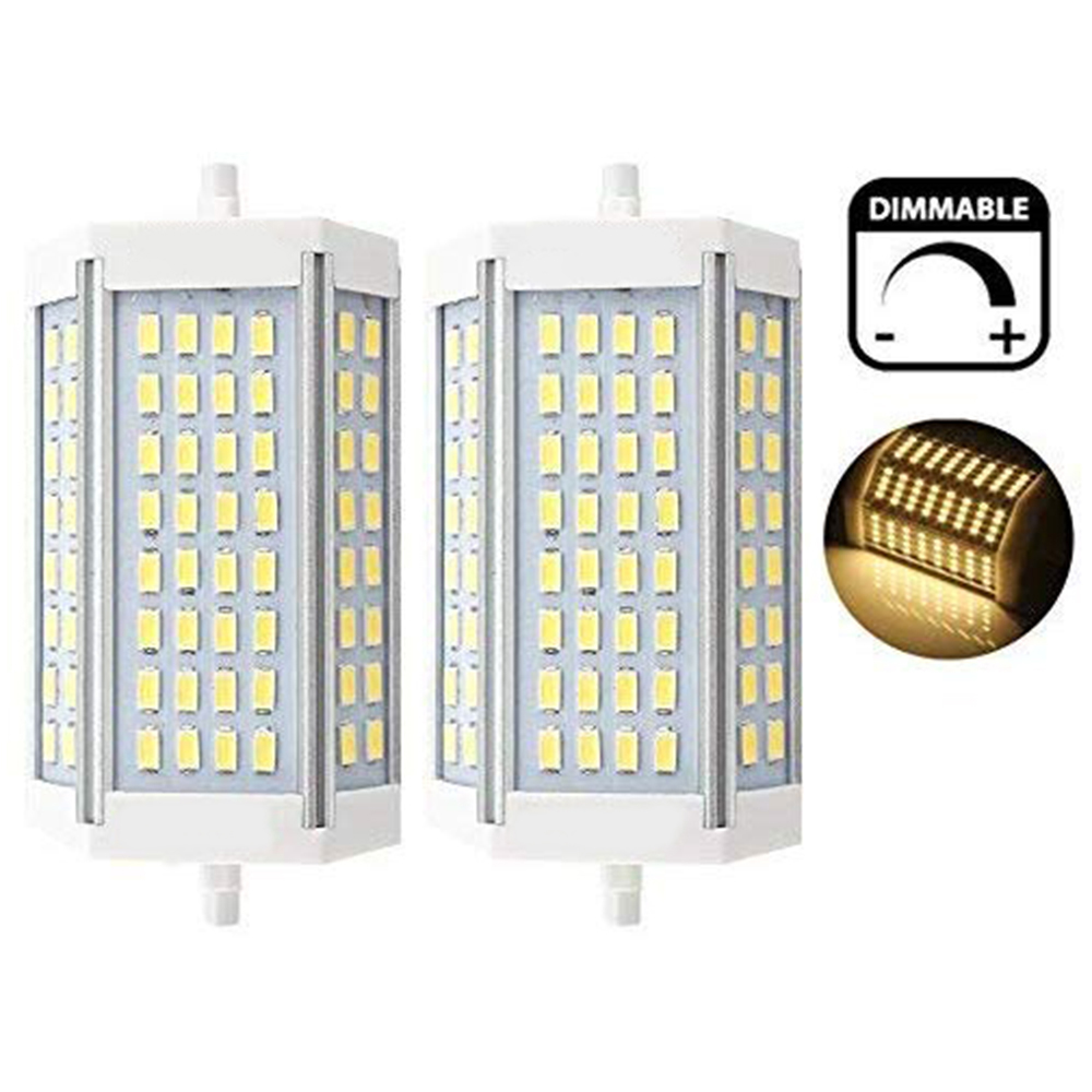 <font><b>30W</b></font> Dimmable Double Ended J Type <font><b>LED</b></font> Light Bulb <font><b>R7S</b></font> <font><b>LED</b></font> Floodlight 200W Halogen Replacement Lamp image