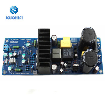 цена на L15D-POWER IRS2092 300W 4R MOSFET  IRFB4019 5600UF 63V Mono Digital Power Amplifier AMP Board with Power Protection