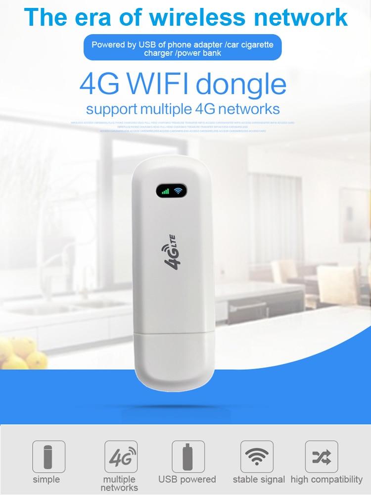 LDW922 3G-4G WiFi Router 4G dongle Mobile Portable Wireless LTE USB modem dongle nano SIM Card Slot