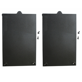 2 Pieces Hard Drive HDD Caddy Cover Bracket Bezel Lid for HP 8440P 8440w image
