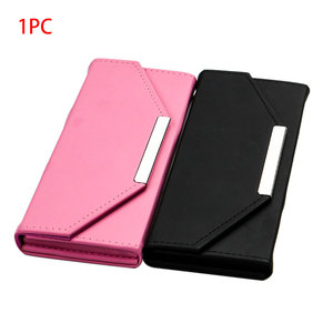 Portable PU Leather 5 Slots Ey