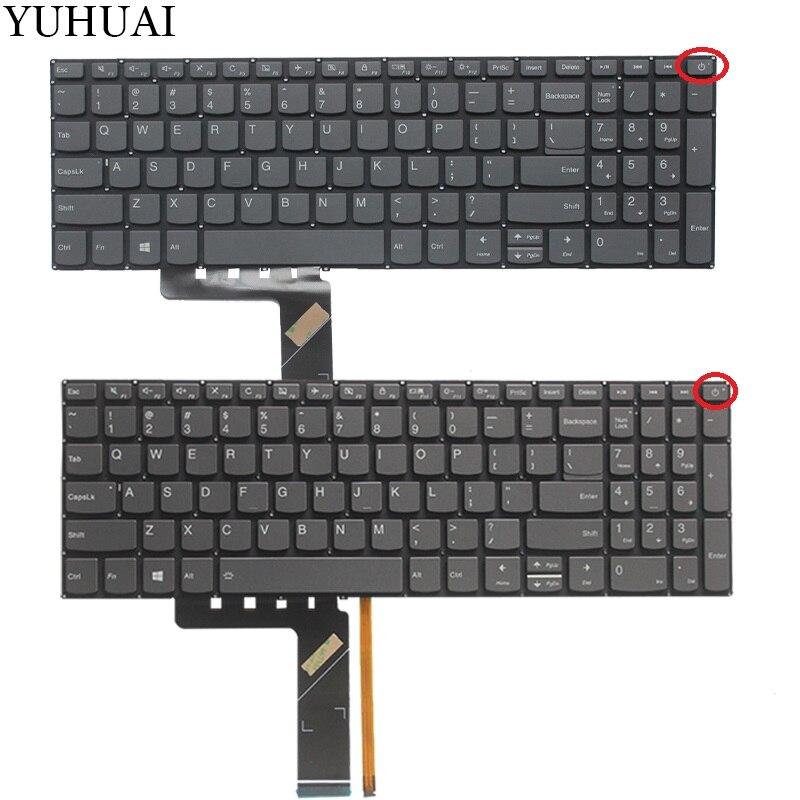 New US Laptop Keyboard FOR Lenovo IdeaPad L340-15 L340-15API L340-15IWL US Black Keyboard