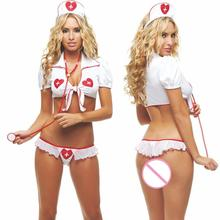 Sexy Porno Lingerie Babydoll Erotic Costume Woman Lingerie Lace Nurse Uniform Sexy Underwearr Sexi Lenceria Erotic Lingerie Role