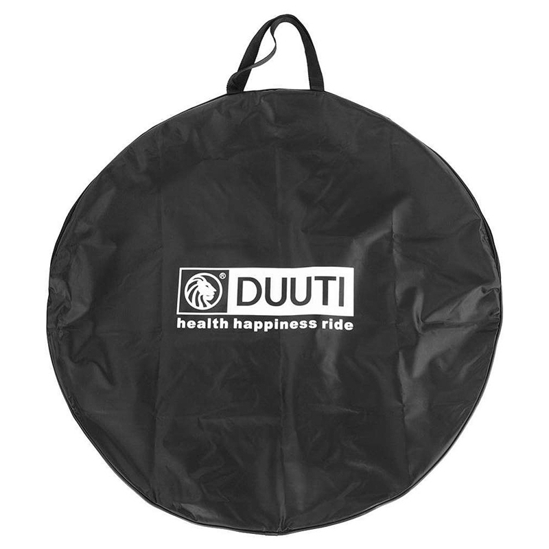 DUUTI MTB <font><b>Bike</b></font> Wheel Bag Wheelset Storage Transport Pounch <font><b>Carrier</b></font> Organizer MTB Mountain Bicycle Bag <font><b>Accessories</b></font> image