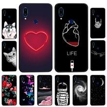 Soft Silicone Cover Case For Meizu Note 8 9 Phone Funda Coque Pro 7 Plus U20 V8 M8 Lite TPU Bumper