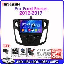 Android 90 для ford focus 2012 2017 автомобильный радиоприемник