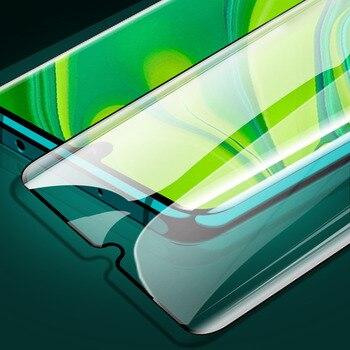 Перейти на Алиэкспресс и купить 3D закаленное стекло с изогнутыми краями для Xiaomi Mi Note 10 Lite Защита экрана для Xiaomi Mi Note 10 Lite стекло Xiaomi Note 10 Lite