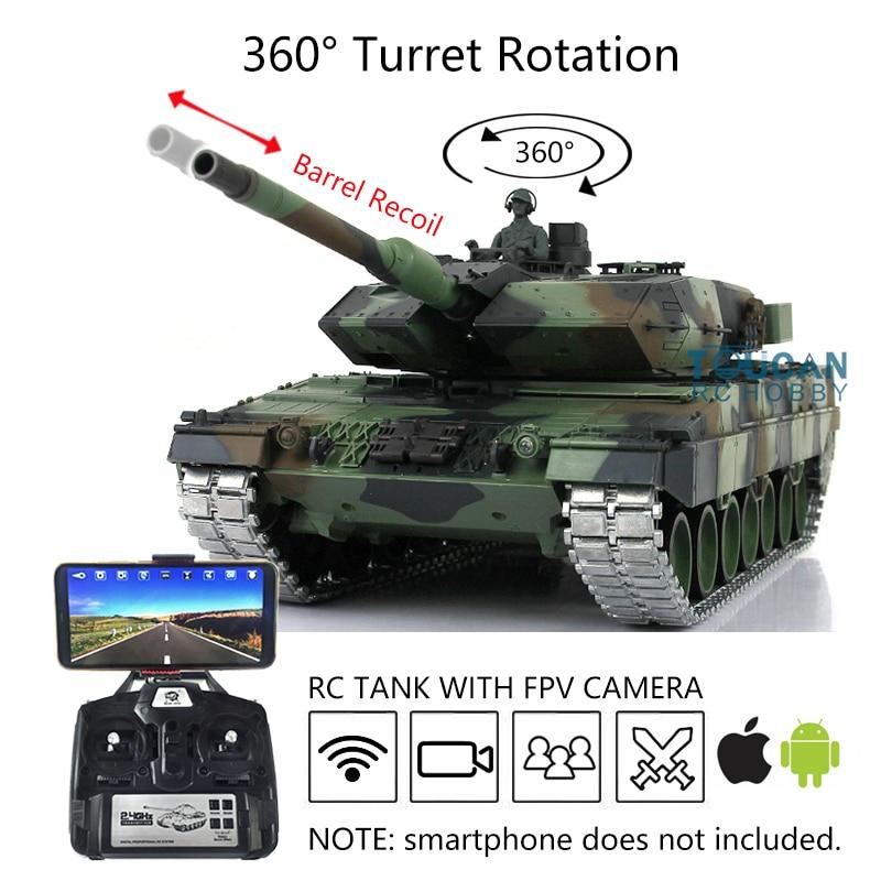 US Stock Customized 7000MAH Lithlum Battery for 1//16 Henglong RC Tank Model