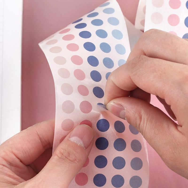 Elemento básico de 60mm x 3m, cinta adhesiva decorativa, cinta adhesiva de puntos, cinta Washi Diy, etiqueta adhesiva de Scrapbooking, papelería japonesa