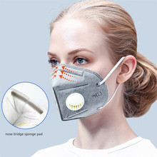 5-20pcs KN95 Anti-Fog FFP3 Dust Mask Child Adult PM2.5 Anti Mouth Face Mask Warm Masks Healthy Air Filter Dust Proof Protection