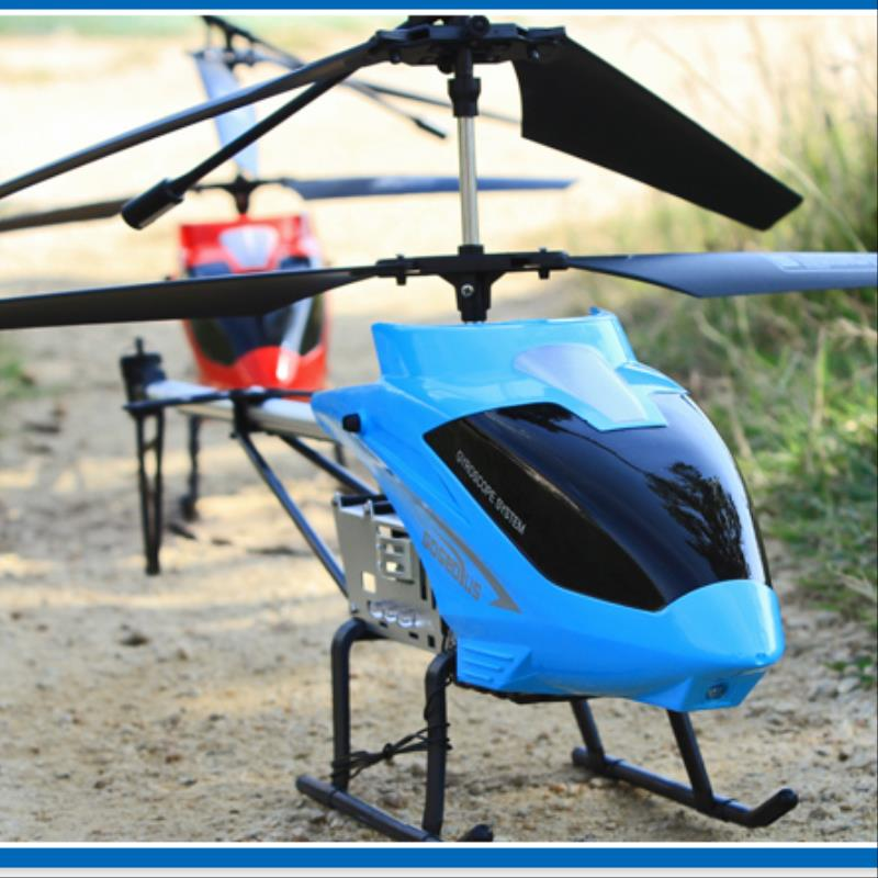 3,5ch 80 см супер большой вертолет с дистанционным управлением летательный аппарат с защитой от падения Радиоуправляемый вертолет зарядка игрушка Дрон модель БПЛА уличная Летающая модель 2