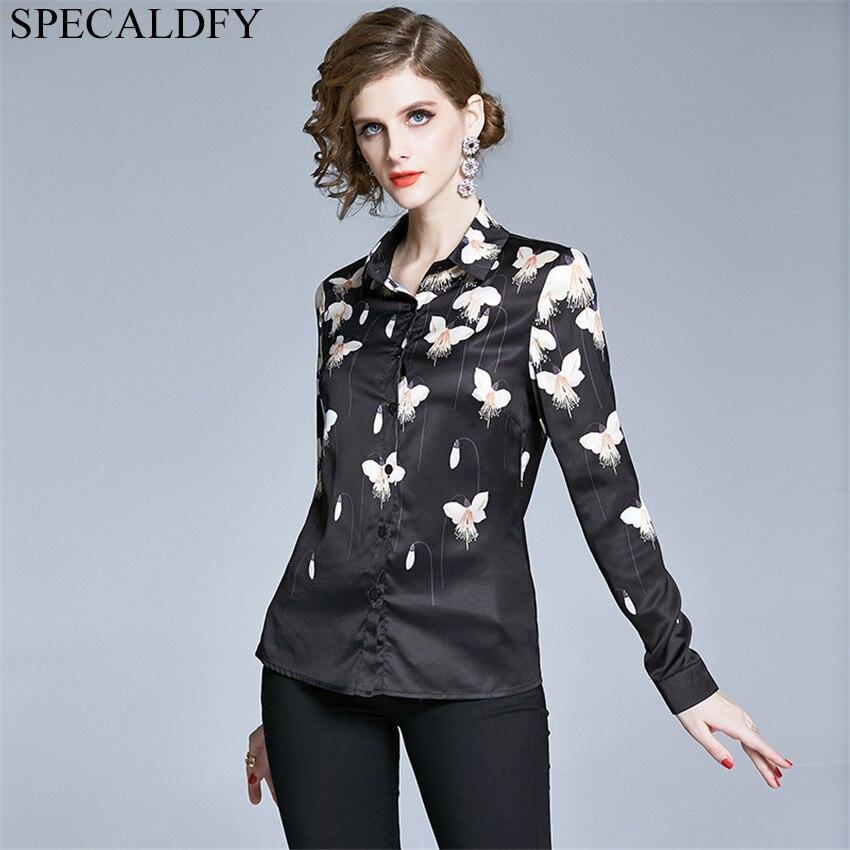 Elegant Shirt 2020 Designer Shirts For Women Top Brand High Quality Fashion Runway Blouse Womens Tops And Blouses Blusa Feminina