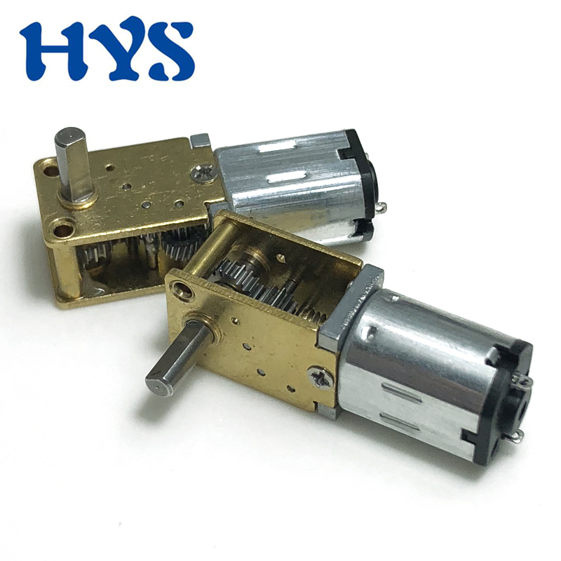 DC Motor 3V 6V 12V <font><b>Gear</b></font> Electric 12 volt V Mini Motors 15/30/60/120RPM Speed Reducer DC12V Reverse Worn <font><b>Metal</b></font> Micro Moter <font><b>N20</b></font> image