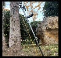 Straight rod high precision telesc