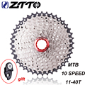 ZTTO 11-40 T 10 Скорость широкого соотношения MTB горный велосипед велосипедный спорт кассета звёздочки для Запчасти m590 m6000 m610 m675 m780 X5 X7 X9