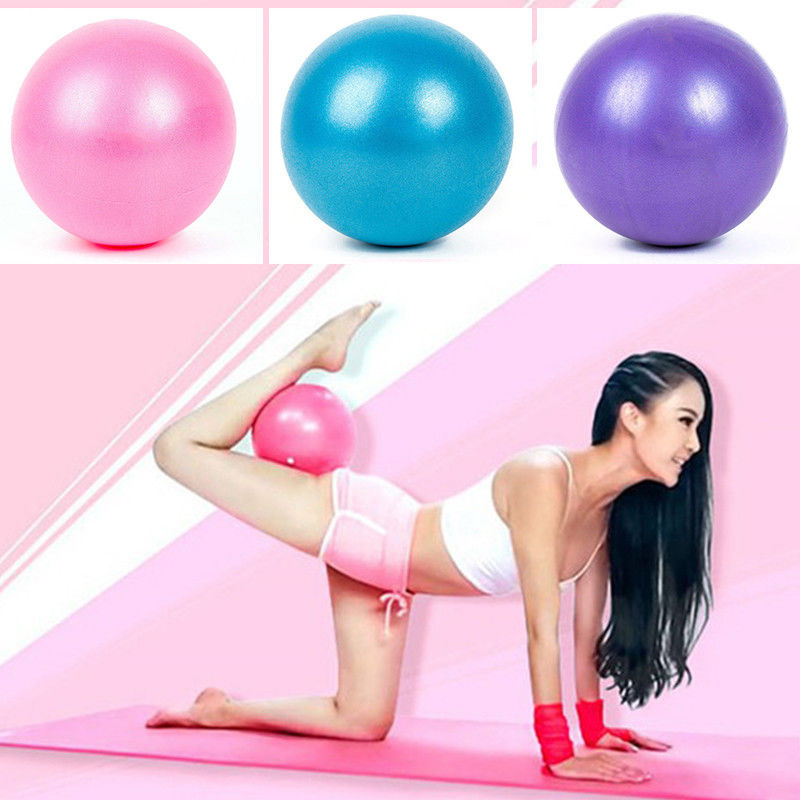Hot Sale 25cm Yoga Ball Exercise Gymnastic Fitness Pilates Ball Fitness Yoga Pilates Stability Exercise Gym Training  X85
