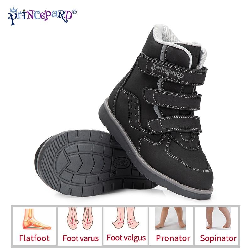 Princepard Casual Shoes Black Winter