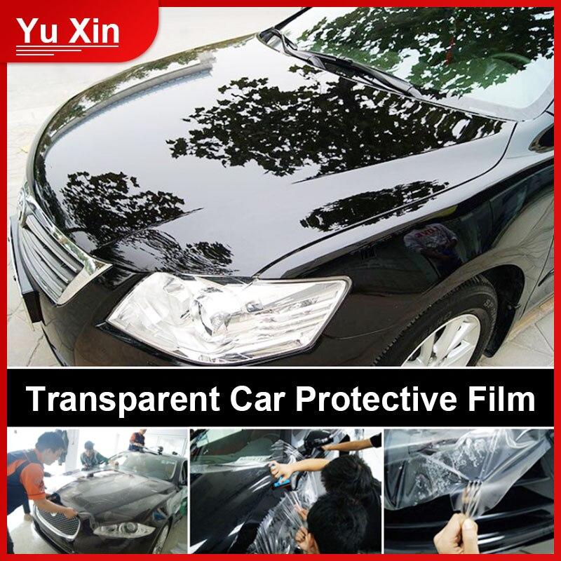 Car Body Transparent Protective Film Auto Accessories PPF Paint protection Film 50 X 200CM