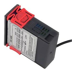 Image 5 - Stc 3028 цифровой измеритель температуры и влажности 110 220 В 10A термостат двойной дисплей термометр контроллер гигрометра Регулируемый 0 ~