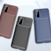 case samsung galaxy For Samsung Galaxy S11e Case Business Style Silicone TPU Shell Back Phone Cover For Galaxy S11e Protective Case For Samsung S11e (1)