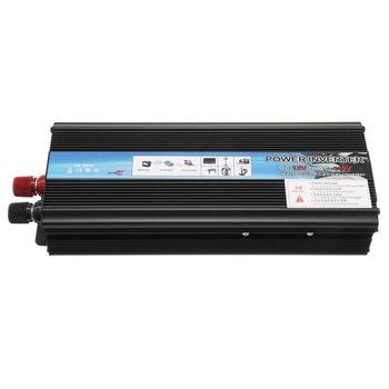 Inverter 12V 220V 5000W Peak Power Voltage Transformer Converter 12V To 220V Solar Sine Wave Inverter 1