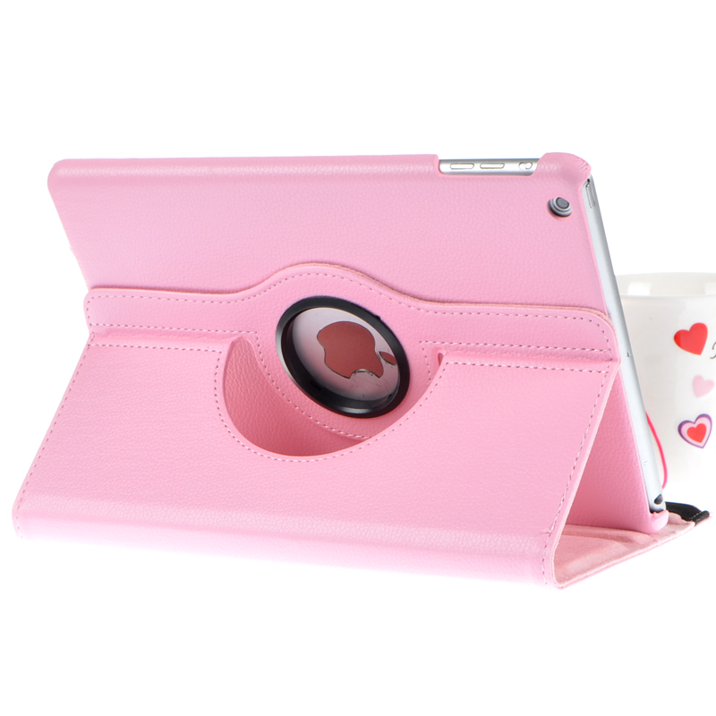 Case For iPad 9.7 2018 2017 Funda 360 Degree Rotating Leather Smart Cover For iPad 5 / 6 / Air 2 / Air Case 5th 6th Generation Pakistan