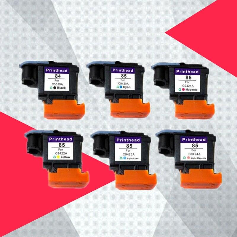 Для hp 84 85 печатающая головка для hp84 для hp85 Печатающая головка для принтера Designjet 30/90r/130 серия