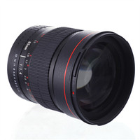85mm f1.4 portrait lens for Canon camera , fixed focus camera lens