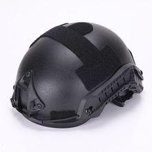 Ballistic High Quality Steel Anti-Cut Tactical Helmet Body Armor Aramid Core Helmet Safety Helmet 1.5kg