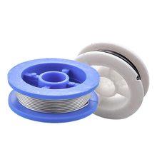 0,8 мм олово свинец канифоль сердечник припой пайка проволока флюс содержимое припой пайка проволока рулон сварка провода дропшиппинг