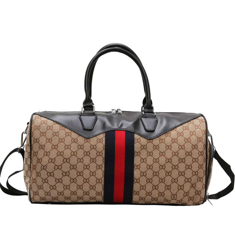 Manufacturers Direct Selling Online Celebrity Travel Bag Women's Hand Korean-style Short Trip Lightweight Travel Bag Boarding Ba