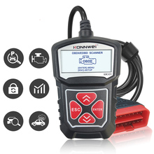 Led Display Auto Diagnostische Tool OBD2 ELM327 Code Reader Scanner Odb Ii Universele Voor Suzuki Mitsubishi Subaru Mazda Lexus Kia