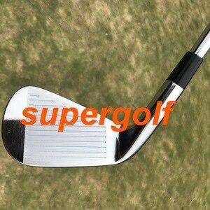 Image 3 - 2020 High quality golf irons MMC MP20 irons Forged set ( 3 4 5 6 7 8 9 P ) with NS pro 950 Stiff flex 8pcs golf clubs