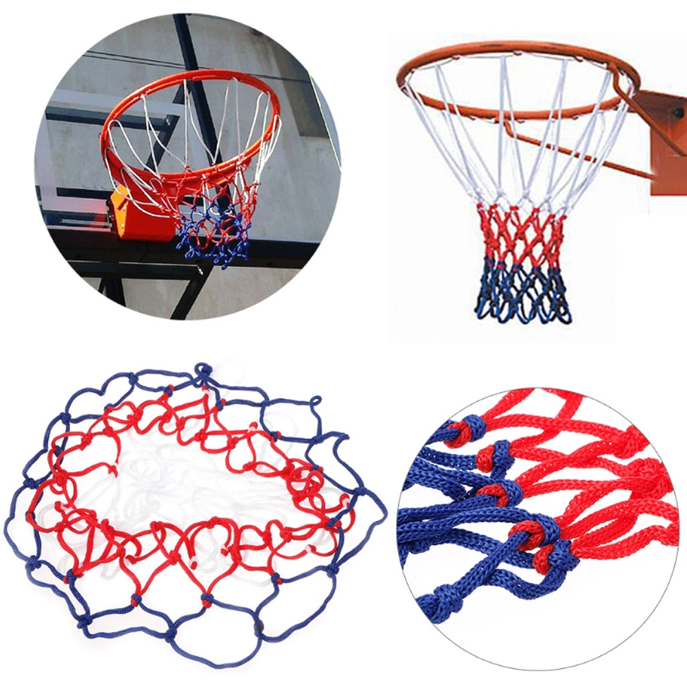 50cm Sports Rim Goal Replacement Outdoor 13 Loops Accessories Durable Rugged Training Basketball Net
