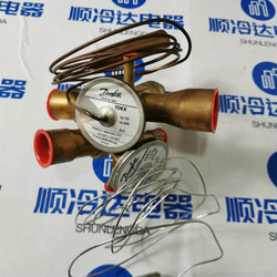 TDEX16TR 56KW Danfoss Gree, Carrier, York Air Conditioning Thermal Expansion Valve