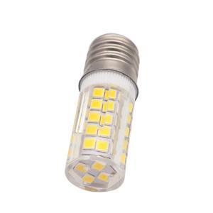 Image 4 - E17 LED لمبة إضاءة للميكروويف 6 واط التيار المتناوب 110/220 فولت 2835 SMD السيراميك يعادل 60 واط المتوهجة سيرامي الدافئة/الباردة الأبيض 10 حزمة