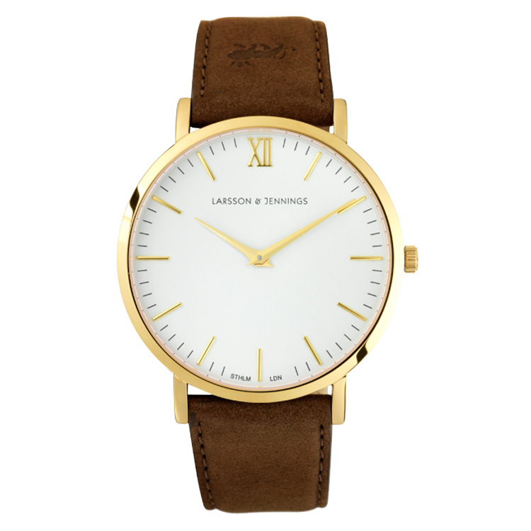 Foreign Trade Hot Selling Currently Available Men's European And American-Style Fashion Lovers Larsson Jennines Larsen Watch 766